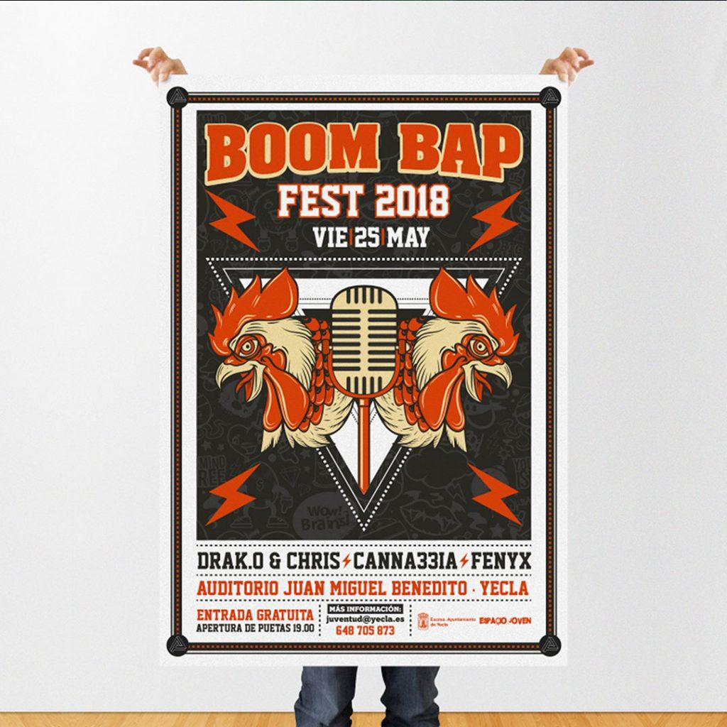 Boom Bap Fest 2018