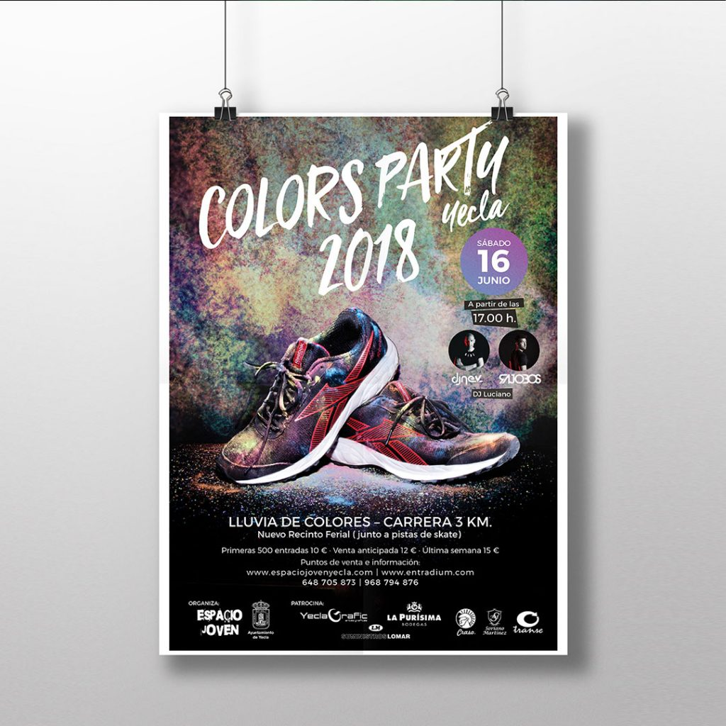 Colors Party 2018